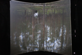 camera obscura, room, live, landscape, light, photography, analog, movie, cinema, alexander salvesen, mindscapes landscapes, 2017, finland, kuusamo, oulanka